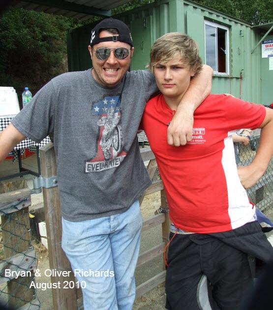 Bryan & Olly