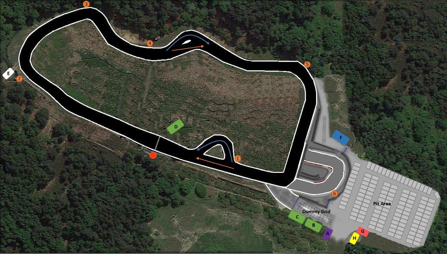 Circuit Plan