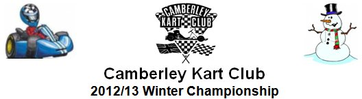 CKC Winter Champs 2012