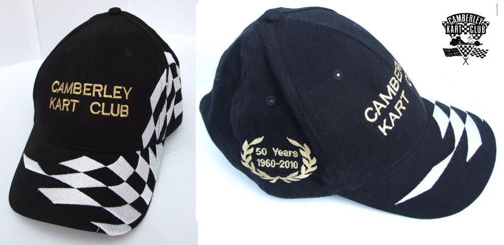 CKC 50th anniversary cap