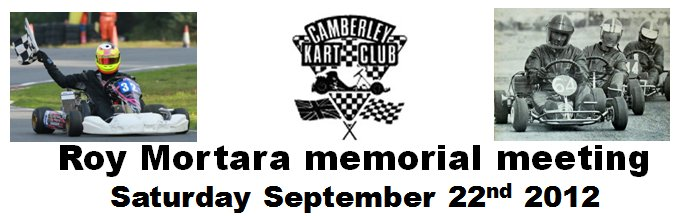 Roy Mortara memorial meeting